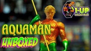 Kotobukiya Aquaman ArtFX Statue Unboxing