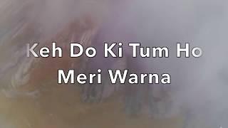 🌺 Keh Do Ki Tum Ho Meri Warna (Cover Song)..From ...Sanyaa & KunvarRaj 🌺