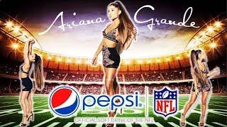 Ariana Grande - Super Bowl Halftime Show (Fan made)