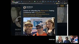 The Bitcoin Group #202 - Trump on Bitcoin - Golden Cross - Facebook Libra - Hash Rate ATH