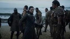 Jon erreicht Drachenstein [Game of Thrones St. 7 Ep.3]