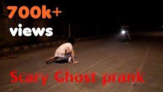 Scary Ghost Prank  By Hunter Boyzz   Fazilka