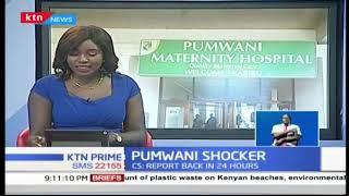 Health CS Sicily Kariuki directs speedy investigations into the death of 12 newborns in Pumwani