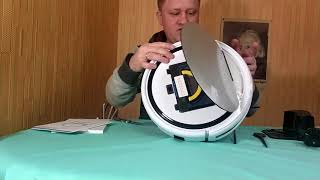 iLife V50 Робот Пылесос из Aliexpress. ZTD#394
