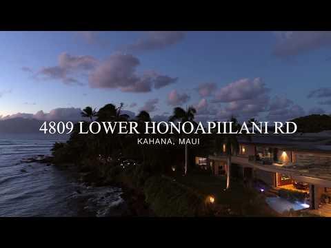 4809 L Honoapiilani Rd   Kahana, Maui   MLS