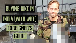Can Foreigners Buy a Royal Enfield in India? LET'S FIND OUT!