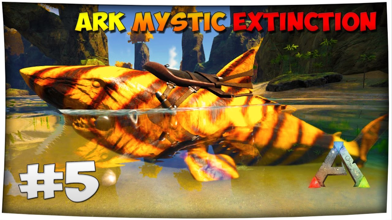 tiger shark ark mod fr extinction ep5 tiger shark ark mod fr extinction ep5