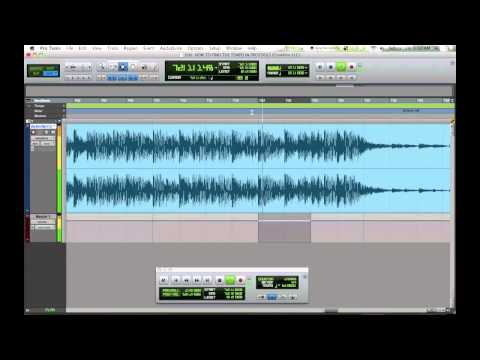How To Find The Tempo In ProTools (The Quickest and Easiest Way)