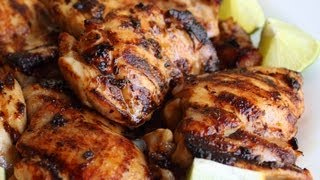 Rusty Chicken Thighs - Fast and Easy Grilled Chicken Marinade Recipe