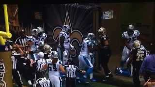 Cam Newton fight back