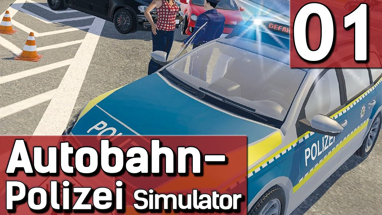 Autobahn Polizei Simulator 2015 #1 Die Streife des Grauens! deutsch ...