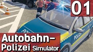Autobahn Polizei Simulator 2015 #1 Die Streife des Grauens! deutsch HD german