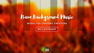 Peaceful Sunrise | Meditation Nature Piano Instrumental Background Music For YouTube Videos