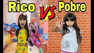 RICO VS POBRE NA PÁSCOA - 2020