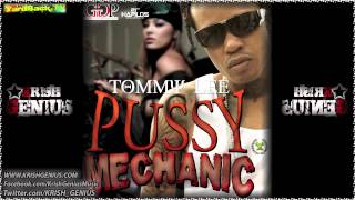 Tommy Lee - Pussy Mechanic - Aug 2012