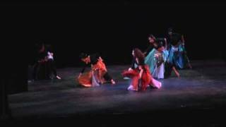 92Y Student Show 2010 - Fluid Belly Dance