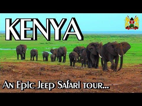 KENYA Safari Tour | This Time for AFRICA !