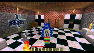 Nyan cat skin in minecraft