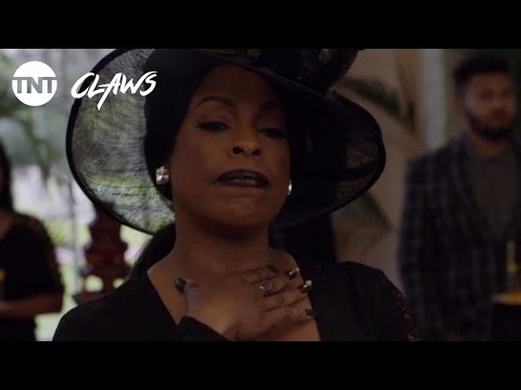 Claws: Funerary, Season 1 Ep.2 [CLIP #3] | TNT