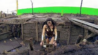 The Making of Wonder Woman Behind The Scenes