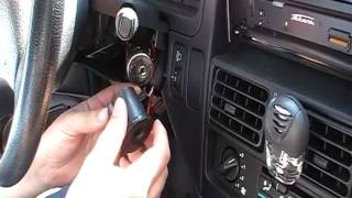 Peugeot 106 : Réparation de la bobine du transpondeur et test de démarrage réussi !