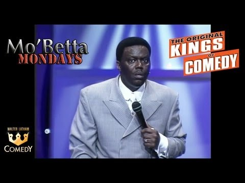 "Bernie Mac ""Black Funerals"" Kings of Comedy"