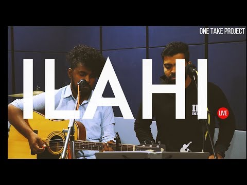 ILAHI Cover| Arijit Singh | Mohit Chauhan | Pritam | Anurag Mishra Ft Thomas | OneTakeProject - Ep 6