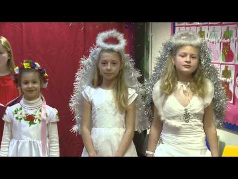 Рідна Школа, м. Дублін, Ірландія - День Святого Миколая (2015)