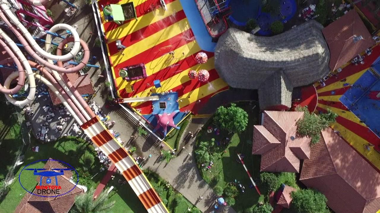 Nuevas atracciones del parque acuatico fantasia orotina for Villas fantasia orotina