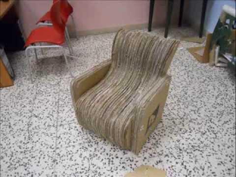 Mobili cartone pressato with mobili cartone pressato - Costruire mobili in cartone ...