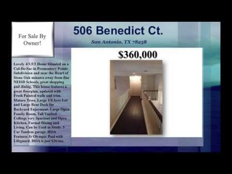 4 bedroom for sale by Wilderness Oak Elementary School Stone Oak