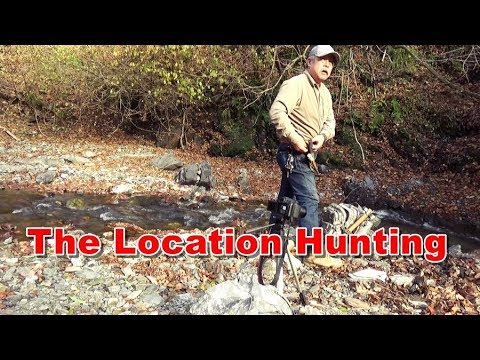 The Location Hunting / 野営地を求めて(ロケハンです)
