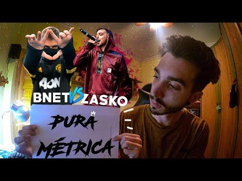 PURA MÉTRICA!!!! ZASKO VS BNET | VOTANDO FMS