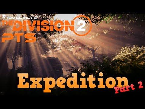Episode 1 auf dem Test-Server Angespielt!!!   Expedition Teil 2   The  Division 2