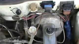 Почему троит двигатель. Сделай Сам!(Причина троения двигателя из-за вакуумного усилителя тормозов., 2013-10-19T15:48:18.000Z)