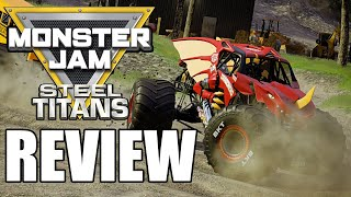 Monster Jam: Steel Titans 2 Review - The Final Verdict (Video Game Video Review)