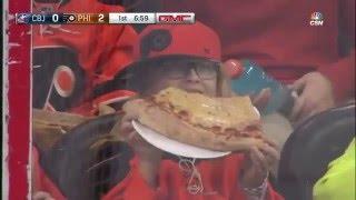 ДЕВУШКА ВЗЯЛА В РОТ ОГРОМНУю пиццу/Check Out This Pizza