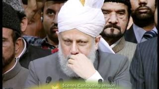 Jalsa Salana 2012 Germany - Moments of Jalsa 2011 Ahmadiyya Muslim Community