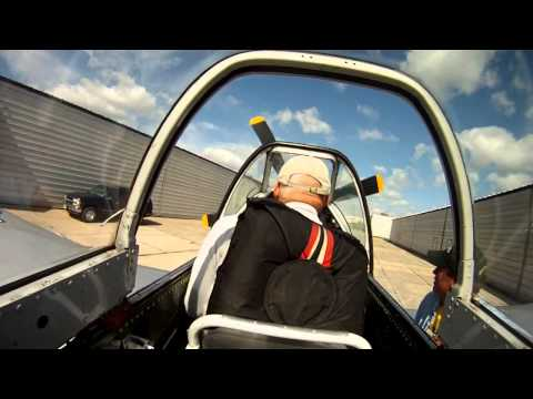 Going for a  Ride in a P-51 Mustang - Part I