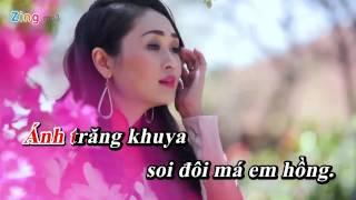 Tân cổ Thương Quá Việt Nam - Ngọc Diệu - Karaoke Beat