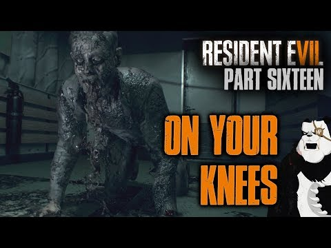 ON YOUR KNEES [#16] Resident Evil 7 with HybridPanda