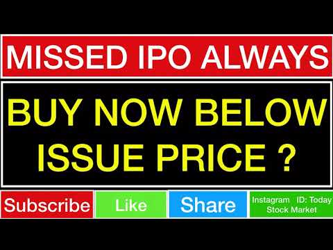 BLUE SHIP IPO SHARES | TOP IPO SHARE UNDER VAULE | DISCOUNTS ON IPO MISSED SHARES |
