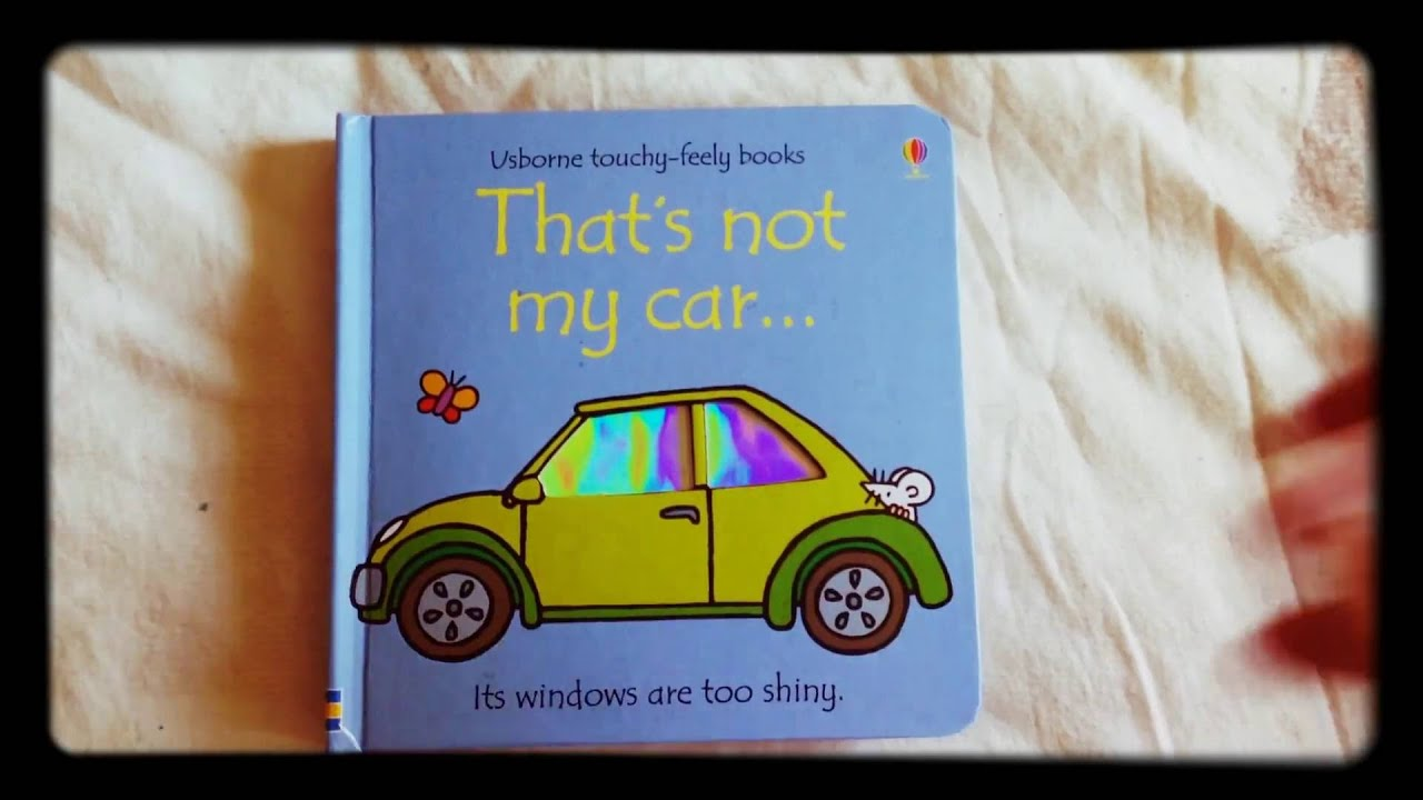 That s not my car Veronika s Book Store