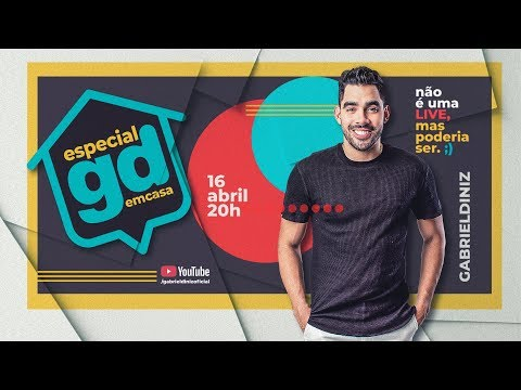 Especial GD em Casa - Gabriel Diniz