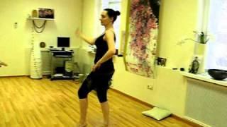 Урок восточного танца, клуб