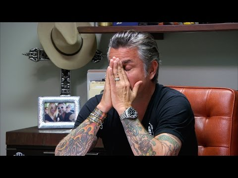 "Aaron's Leaving Gas Monkey: ""I Have to Go My Own Way"" 