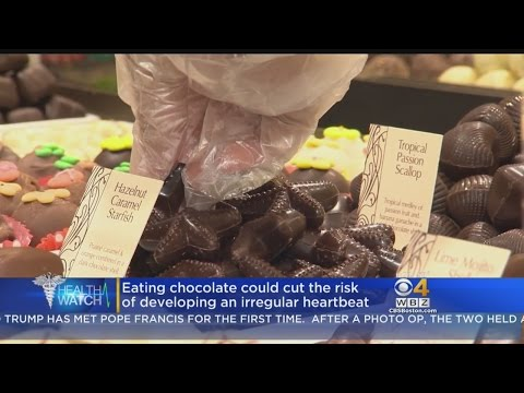 Eating Chocolate Could Lower Risk Of Irregular Heartbeat, Study Finds