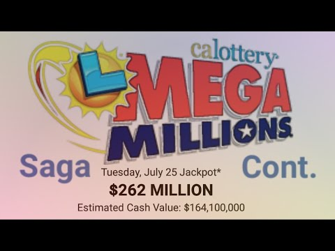 $262M for Mega Millions, Yes Please!
