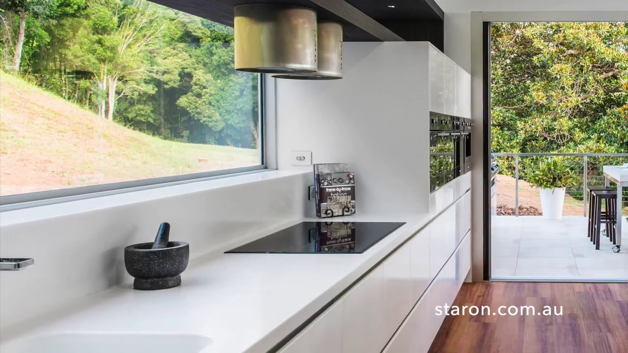 Kitchen Design Overview   Staron Solid Surfaces By Sublime Architectural  Interiors