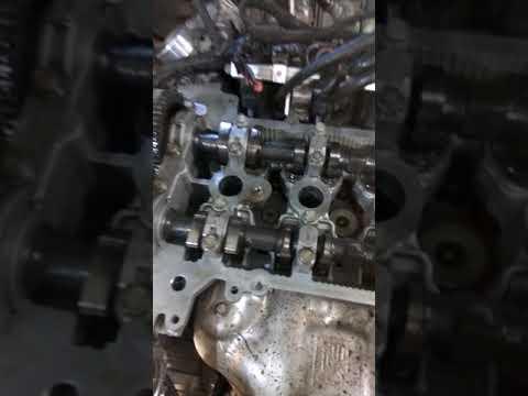 Исправление ошибок ремонта ДВС после горе мастеров Daewoo Gentra